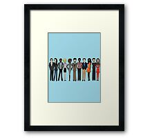 How To Get Away With Murder Framed Print