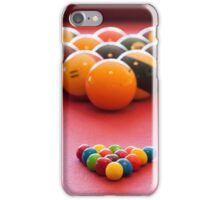 M Ball iPhone Case/Skin