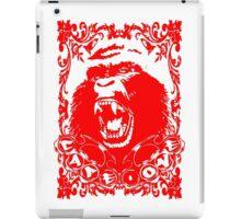Guerrilla Squad -red- iPad Case/Skin