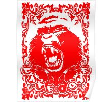 Guerrilla Squad -red- Poster