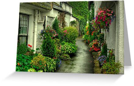 A Hawkshead Alley by VoluntaryRanger