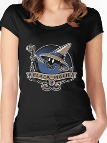 Black Magic School Women's Fitted Scoop T-Shirt