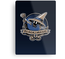 Black Magic School Metal Print