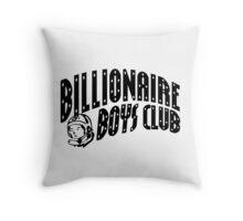 Billionaire Boys Club Throw Pillow
