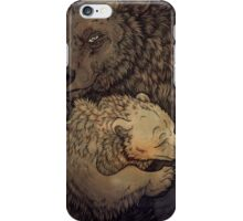 Mother Bear iPhone Case/Skin