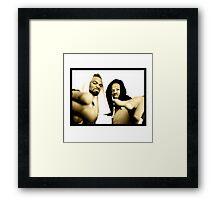 Method Man & Redman  Framed Print