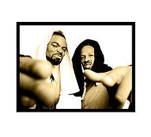 Method Man & Redman  Photographic Print