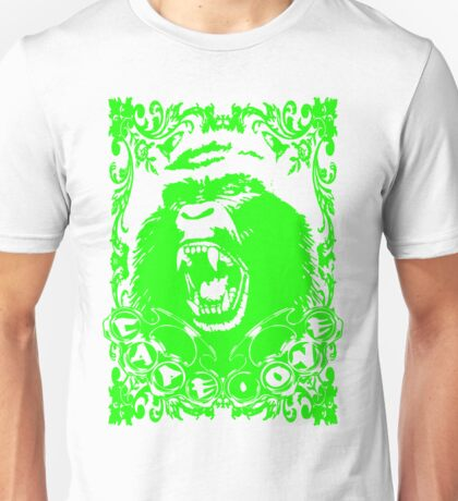 Guerrilla Squad -lime green- Unisex T-Shirt