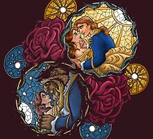 The Beauty and the Beast - Disney Lovely by Mellark90