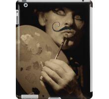 Artist Doctor Faustus. by © Adela Jopek. iPad Case/Skin