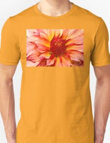 Flower - Dahlia - Natures breath taker Unisex T-Shirt