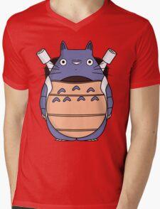 TotoStoise Mens V-Neck T-Shirt