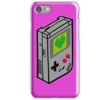 Gameboy Love iPhone Case/Skin