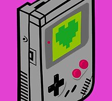 Gameboy Love by artdyslexia
