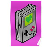Gameboy Love Poster