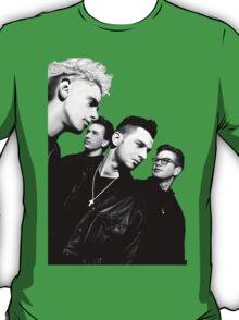 Depeche Mode : 90's Dave, Alan, Martin, Andy Digitalpaint 2 T-Shirt