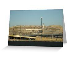 Original Yankee Stadium Greeting Card