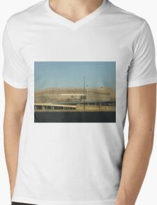 Original Yankee Stadium Mens V-Neck T-Shirt