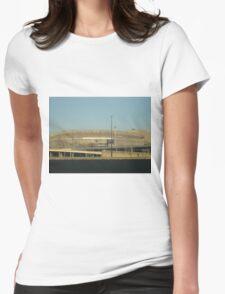 Original Yankee Stadium Womens Fitted T-Shirt