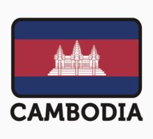 Cambodia by artpolitic
