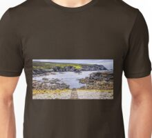An Port Seascape - County Donegal, Ireland Unisex T-Shirt