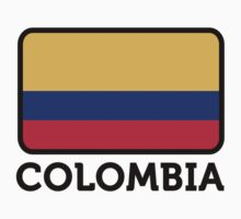 Colombia by artpolitic