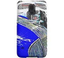 Silver Streak Samsung Galaxy Case/Skin