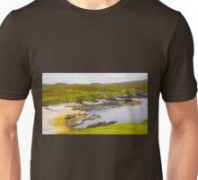 Remote Village of An Port - County Donegal, Ireland Unisex T-Shirt