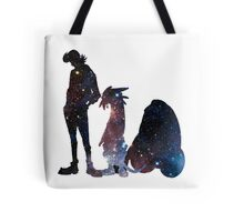 Space Dandy and His Brave Space Crew - version 2 Tote Bag