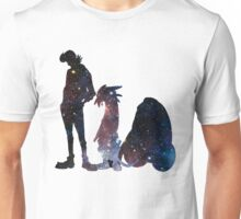 Space Dandy and His Brave Space Crew - version 2 Unisex T-Shirt