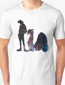 Space Dandy and His Brave Space Crew - version 2 T-Shirt