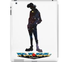 Space Dandy w/logo iPad Case/Skin