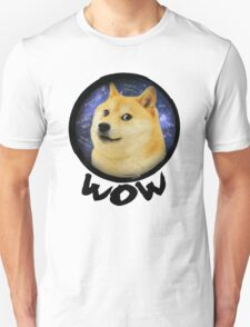 such wow - Chronicles of Doge (Volume I) Unisex T-Shirt