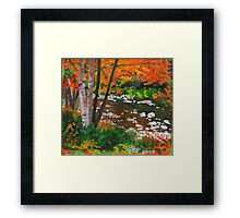 Gentle Stream by Crimson Framed Print
