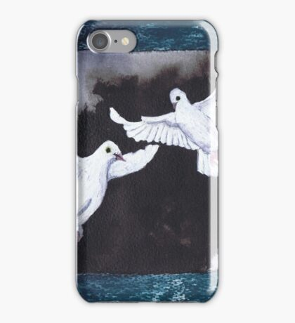 DOVES iPhone Case/Skin