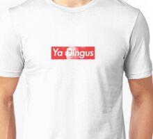 Ya Dingus Box Logo  Unisex T-Shirt