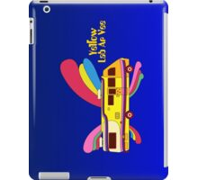 Yellow Lab RV iPad Case/Skin