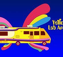 Yellow Lab RV by Nana Leonti
