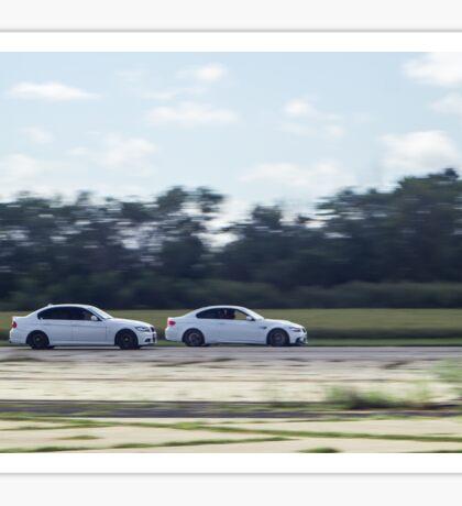 BMW 335i vs M3 Sticker