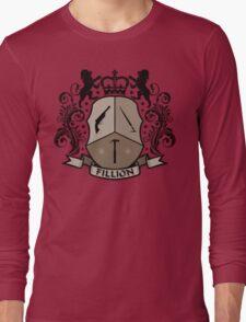 Fillion Character Crest Long Sleeve T-Shirt