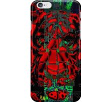 TYGER AT THE CROSSROADS iPhone Case/Skin