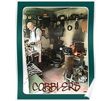 THE COBBLERS SHOP Poster