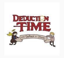 Deduction Time! Kids Clothes