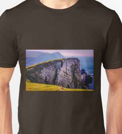 Remote Insipiration - Glenlough, Ireland Unisex T-Shirt
