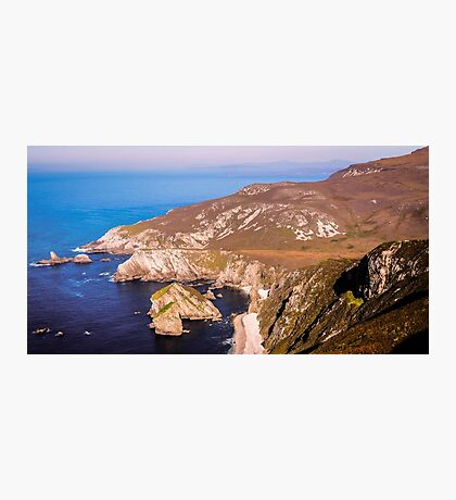 Majestic Glenlough - County Donegal, Ireland Photographic Print