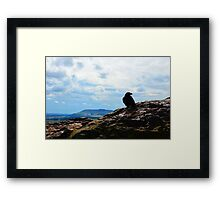 Spirit of Scotland Framed Print