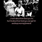 Rocky Quote #1 by ilmagatPSCS2