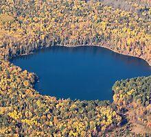 Fall Lake by Eunice Gibb