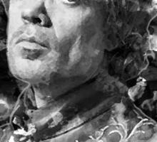 Tyrion Lannister Black Ink Sticker