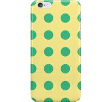 LINA goes Retro - sun iPhone Case/Skin
